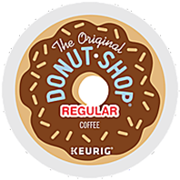 Coffee People - Donut Shop Coffee K-Cup Packs