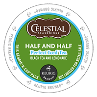Celestial Seasonings - Half & Half Perfect Iced Tea K-Cups