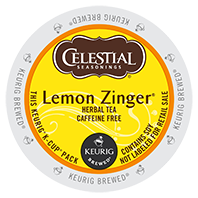 Celestial Seasonings - Lemon Zinger K-Cups