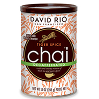 David Rio - Decaf Tiger Spice Chai Mix