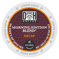 Diedrich - Morning Edition Blend Decaf K-Cups