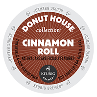 Donut House Collection - Cinnamon Roll K-Cups