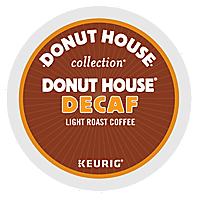 Donut House Collection - Donut House Decaf K-Cup Packs