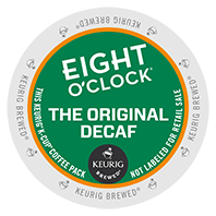 Eight O'Clock® Coffee - DECAF Original K-Cups