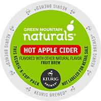 Green Mountain Naturals™  - Hot Apple Cider K-Cups