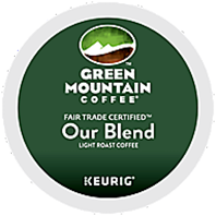 Green Mountain Coffee - Our Blend Fair Trade K-Cup Packs