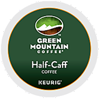 Green Mountain Coffee - Half-Caff Blend K-Cup Packs
