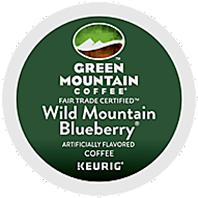 Green Mountain Coffee - Wild Mountain Blueberry K-Cup Packs