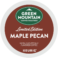 Green Mountain Coffee - Maple Pecan K-Cup Packs