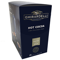 Ghirardelli - Hot Cocoa with Chocolate Chips