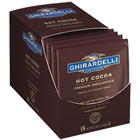 Ghirardelli® - Hot Cocoa Packets