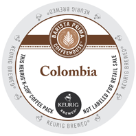 Barista Prima® - Colombia K-Cup Packs