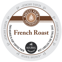 Barista Prima® - French Roast K-Cup Packs