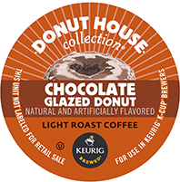 Green Mountain Coffee - Chocolate Glazed Donut K-Cups