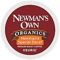 Newman's Own Organics - Special Decaf K-Cup Packs
