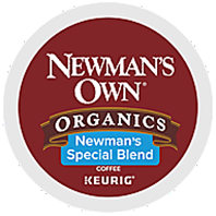 Newman's Own Organics - Special Blend K-Cup Packs