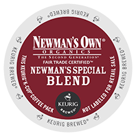 Green Mountain Coffee - Newman's Special Blend K-Cups