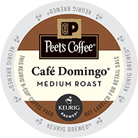 Peet's Coffee & Tea - Cafe Domingo® K-Cup Packs
