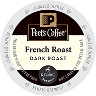 Peet's Coffee & Tea - French Roast K-Cup Packs