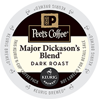 Peet's Coffee & Tea - Major Dickason's Blend® K-Cups