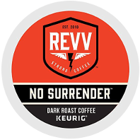 Revv - No Surrender K-Cup Packs