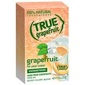 True Citrus - True Grapefruit Drink Mix