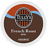 Tully's - French Roast K-Cup Packs