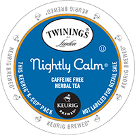 Twinings - Nightly Calm Tea K-Cups