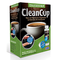 Urnex - CleanCup Cleaning and Descaling Kit