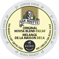 Van Houtte® - Decaf House Blend K-Cup Packs