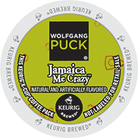 Wolfgang Puck Coffee - Jamaica Me Crazy K-Cups