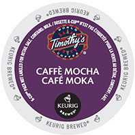 Timothy's - Café Mocha K-Cup Packs