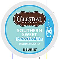 Celestial Seasonings Southern Sweet Perfect Iced Tea K