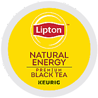 Lipton - Natural Energy K-Cup Packs
