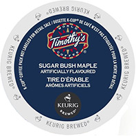 Timothy's - Sugar Bush Maple K-Cup Packs