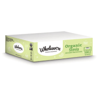 Wholesome - Organic Stevia Packets