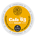 The Coffee Bean and Tea Leaf - Cafe 63 Roast K-Cups