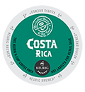 The Coffee Bean and Tea Leaf - Costa Rica K-Cups
