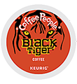 Coffee People - Black Tiger K-Cups