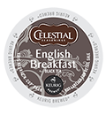 Celestial Seasonings - English Breakfast Black Tea K-Cups