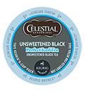 Celestial Seasonings - Unsweetened Black Iced Tea K-Cups