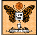 David Rio - Tea Frost - Spiced Chai Frappe