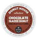 Donut House Collection - Chocolate Glazed Donut K-Cups