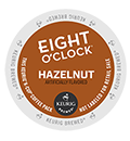 Eight O'Clock® Coffee - Hazelnut K-Cups