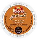Folgers - Caramel Drizzle Coffee K-Cups