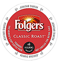Folgers - Classic Roast Coffee K-Cups