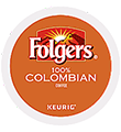 Folgers - Lively Colombian Coffee K-Cups