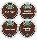 Green Mountain Coffee - Regular Sampler Pack K-Cups