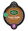 Green Mountain Coffee - French Vanilla K-Carafes