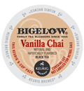 Bigelow - Vanilla Chai Tea K-Cups
